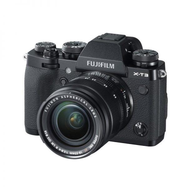 fujifilm x t3 silver kit xf 18 55mm