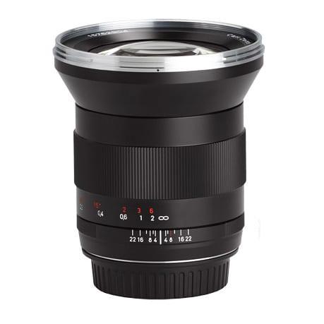 Zeiss 21mm Distagon f 2.8 ZE Lens