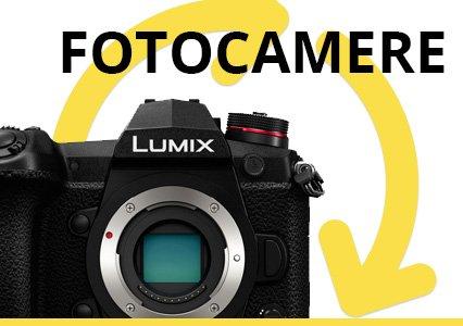 panel fotocamere usato