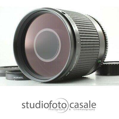 MINT Minolta RF Rokkor 500mm f 8 Telephoto MF