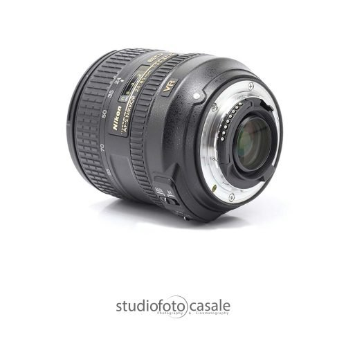 Nikon AF S 24 85mm f3.5 4.5 G ED VR932Back Side
