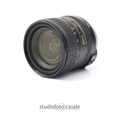 Nikon AF S 24 85mm f3.5 4.5 G ED VR932Front Side