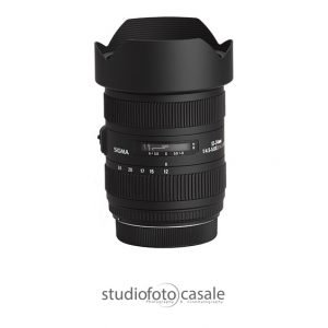 Sigma 12 24mm f 4.5 5.6 DG II HSM Lens