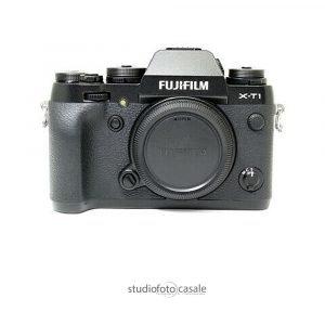 Fujifilm X Series X T1 Digital Camera Black 1